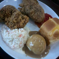 Photo taken at Radix Fried Chicken by Siti H. on 12/18/2012