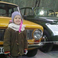 Photo taken at The Bauska Branch of the Riga Motor Museum by LINDA a. on 1/11/2014
