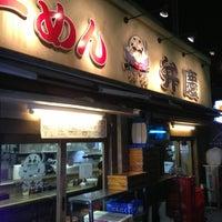Photo taken at Ramen Benkei by やまさん on 1/18/2013