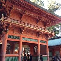 1/4/2013にKeiが鹿島神宮で撮った写真