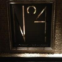 2/22/2013 tarihinde Doğuş Ü.ziyaretçi tarafından No4 Restaurant • Bar • Lounge'de çekilen fotoğraf
