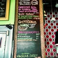 รูปภาพถ่ายที่ Café Klatsch โดย Andreas S. เมื่อ 9/1/2013