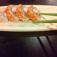 Photo taken at Takenoko Sushi Ketos by Adeyaka W. A. on 12/9/2012