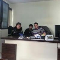 Photo taken at Derya Algul Mali Müsavirlik Ofisi by Yücel C. on 2/1/2014