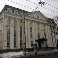 Photo taken at Центр оперного пения  Галины Вишневской by Александр Ф. on 2/18/2013