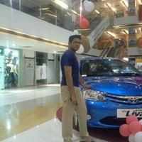 Photo taken at City Mall 36 by Jijesh H. on 3/23/2013