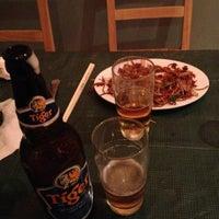 Photo taken at Matahari Restaurant by Megan E. on 8/1/2013