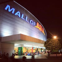 Photo taken at SM Mall of Asia by Brynnerson C. on 7/21/2013