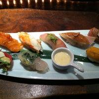 Photo taken at Sushi Roku by Chris C. on 4/17/2013