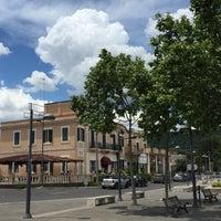 Photo taken at Lungolago Bracciano by Kushtrim X. on 6/14/2018