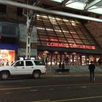 Photo taken at AMC Loews Georgetown 14 by Alvi on 12/16/2012
