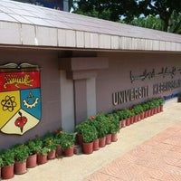 Photo taken at Universiti Kebangsaan Malaysia (UKM) by mimie a. on 10/23/2012