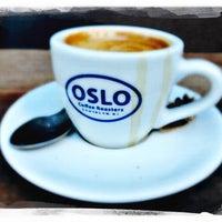 11/19/2017 tarihinde Scott E.ziyaretçi tarafından Oslo Coffee Roasters'de çekilen fotoğraf