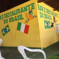 Photo taken at Restaurante do Brasil by Trina S. on 3/3/2014