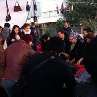 Photo taken at Şirinyalı Cumartesi Pazarı by Cihan B. on 1/19/2013