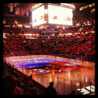 Photo taken at Bell Centre by Hooman T. on 3/13/2013