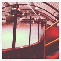 Photo taken at Colisée Laval by Hooman T. on 6/27/2013