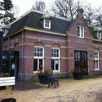 Photo taken at Kasteel Stoutenburg by Eduard H. on 12/16/2012