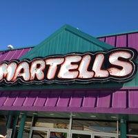 Photo taken at Martell's Tiki Bar by Bob H. on 2/10/2013