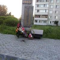 Photo taken at Мемориал 1941-1945 by Аброрчик Х. on 6/3/2013