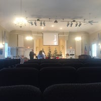 Photo taken at Osterville Baptist Church by Kristen C. on 12/24/2016