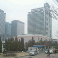 Photo taken at Samsung 정보통신동 by Sergey R. on 1/28/2013