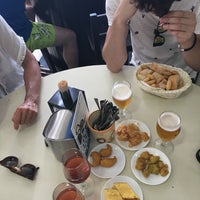 Photo taken at El Rincón del Puerto by Tessa R. on 7/13/2017