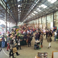 Photo taken at Eveleigh Market by Irene Y. on 6/14/2013