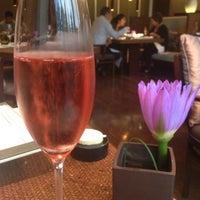 Photo taken at Jing'An Restaurant by Ellen P. on 11/1/2015