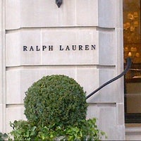 Photo taken at Ralph Lauren Men's by Gerry d. on 9/6/2013