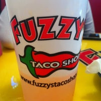 Photo taken at Fuzzy's Taco Shop by Adrian A. on 12/22/2012