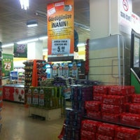 Photo taken at Migros by Madeleine Z. on 12/11/2012