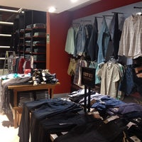 Photo taken at Levi's Store by Hernan G. on 12/8/2013