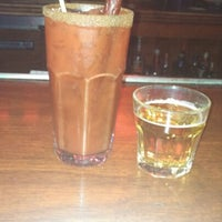Photo taken at Brine's Restaurant & Bar by Alissa A. on 12/20/2012