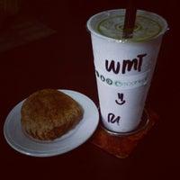 Photo taken at Moonleaf Tea Shop by Marian on 1/25/2013