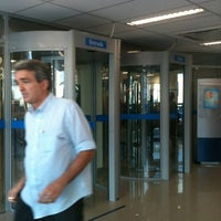Photo taken at Caixa Econômica Federal by Márcia P. on 2/5/2013