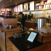 Photo taken at Starbucks by Tim W. on 12/9/2012