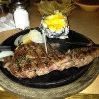 Photo taken at Restaurante Hacienda Campanario by Juan Carlos G. on 5/30/2013