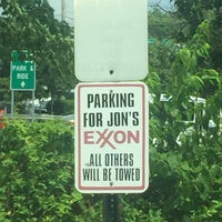 Photo taken at Exxon by Rick on 6/23/2016