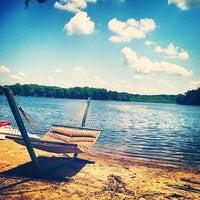Photo taken at Saddle Lake by Mark H. on 6/9/2014