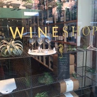 Photo taken at Wineshop by Alicia on 7/12/2014