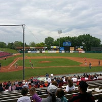Northwestern Medicine Field Baseball Stadium In Geneva