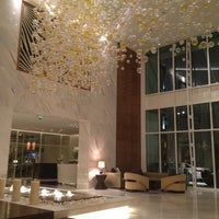 Снимок сделан в JW Marriott Absheron Baku пользователем Sirin K. 3/30/2013