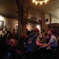 Photo taken at Saint John's Bar & Eatery by andrew c. on 6/14/2013