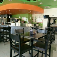 Photo taken at City Salads by Pedro B. on 7/30/2016