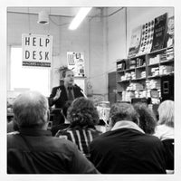 Photo taken at Magers & Quinn Booksellers by Werner on 6/9/2013