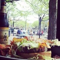Photo taken at Boston Burger Company by Senobio C. on 5/12/2013