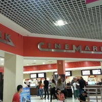 Photo taken at Cinemark by Rodrigo P. on 1/26/2013