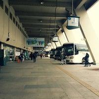 Photo taken at Seoul Express Bus Terminal by Jaemi K. on 12/22/2012