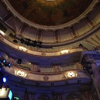 Photo Taken At Novello Theatre By Libing W On 12 31 2012
